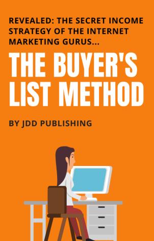 Jim Daniels – Buyers List Method + OTO